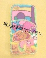 iphone4SケースパッチきのこA