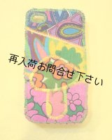 iphone4SケースパッチきのこD