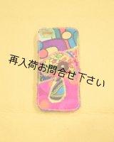 iphone5 ケースパッチきのこA