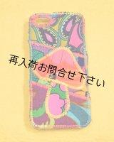 iphone5 ケースパッチきのこE