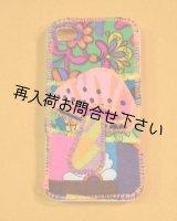 iphone4Sケースパッチきのこ K