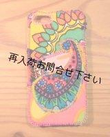 iphone5 ケースパッチペイズリー I