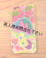 iphone5 ケースパッチきのこ L