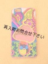 iphone6 ケース 4 きのこ