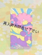 オーダー  iPhone6&6Sケース 手帳型 ヴィンテージ生地 6
