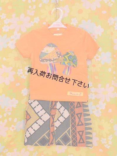 KID'SきのこTシャツ