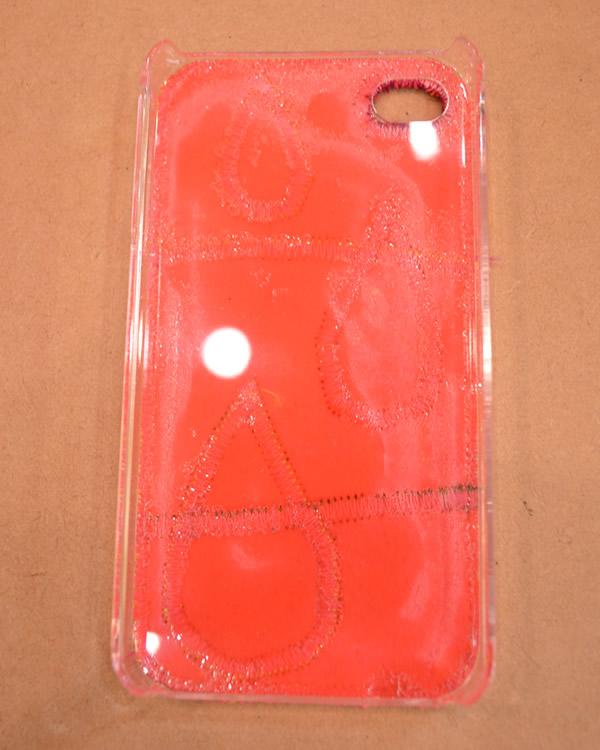 画像2: iphone4&4S ケース ペイズリー 5