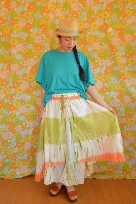 ソレーヌスカート